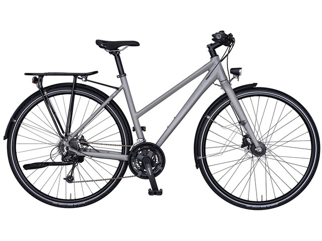 Rabeneick TS3 Trekkingcykel Diamant grå (2019) | Stel og rammer